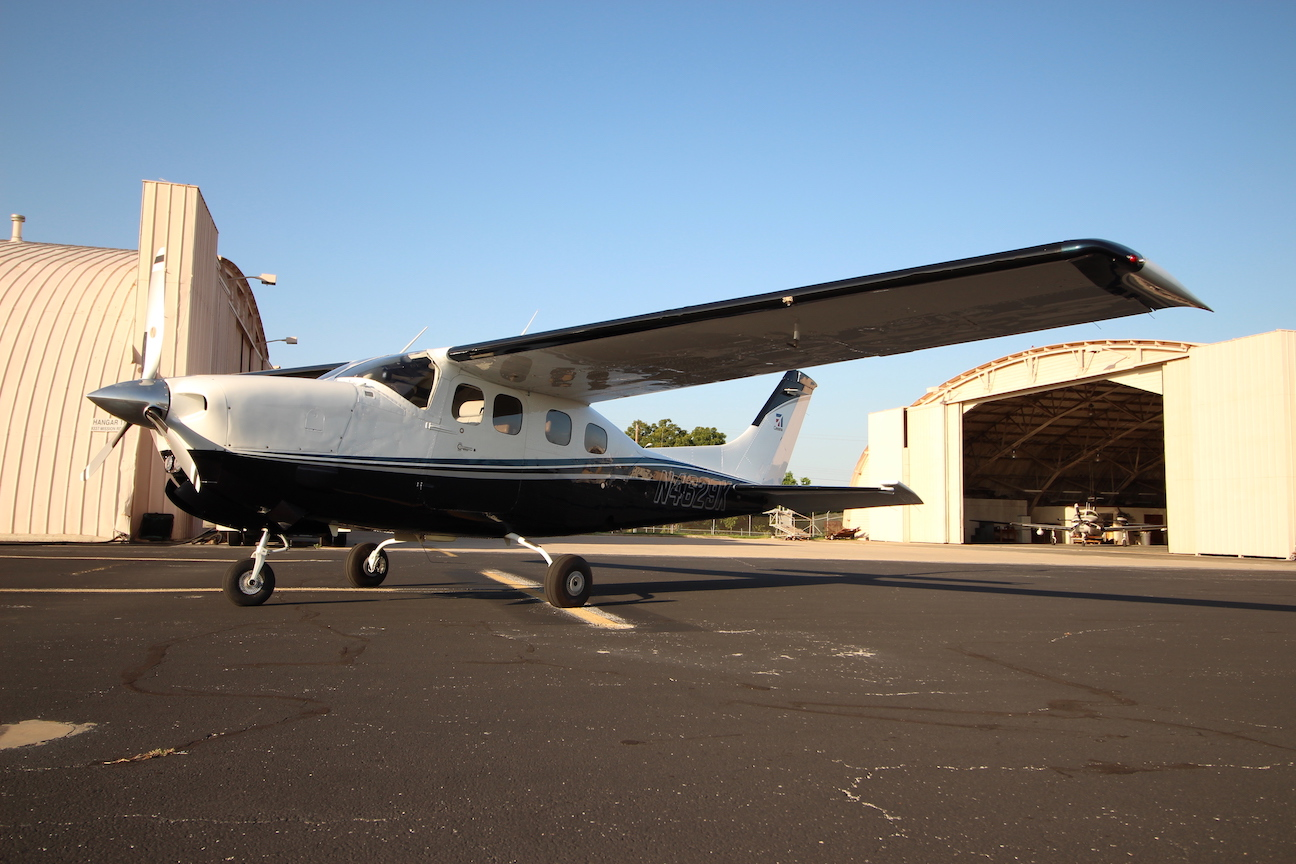 **SOLD** 1979 Cessna P210N with Vitatoe Conversion